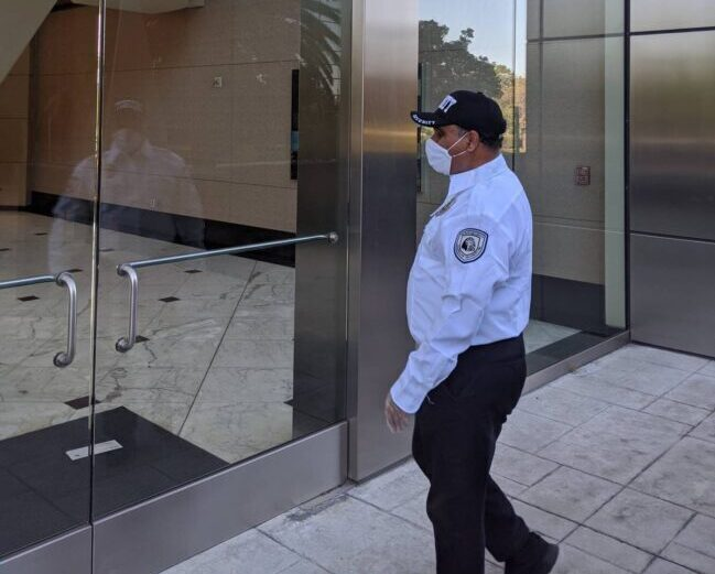 Commercial Security